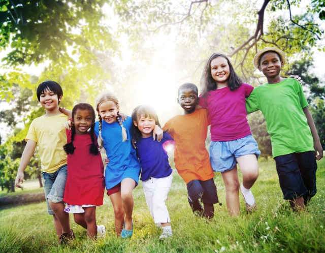 Children of America, Children of the World